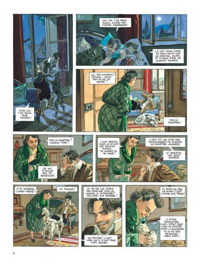 Page 8 Le sursis - intégrale