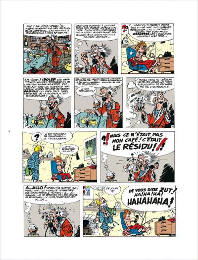 Page 6 Histoire courte tome 3 - La peur au bout du fil