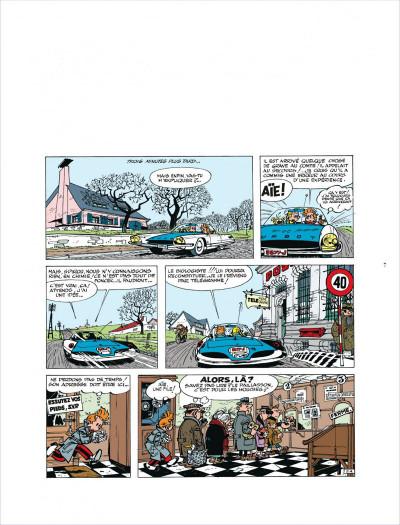 Page 7 Histoire courte tome 3 - La peur au bout du fil