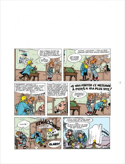 Page 9 Histoire courte tome 3 - La peur au bout du fil
