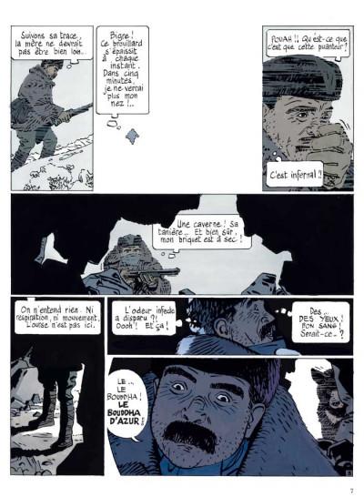 Page 2 le bouddha d'azur ; intégrale
