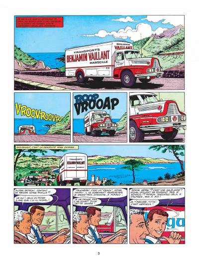 Page 3 Michel Vaillant tome 4 - route de nuit