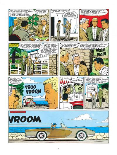 Page 7 Michel Vaillant tome 4 - route de nuit