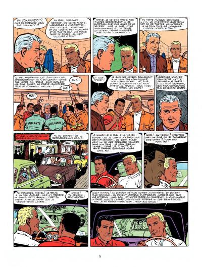 Page 3 Michel Vaillant tome 6 - la trahison de Steve Warson