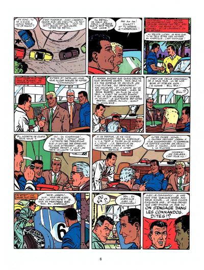 Page 4 Michel Vaillant tome 6 - la trahison de Steve Warson