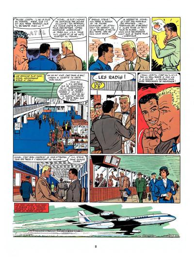 Page 6 Michel Vaillant tome 6 - la trahison de Steve Warson