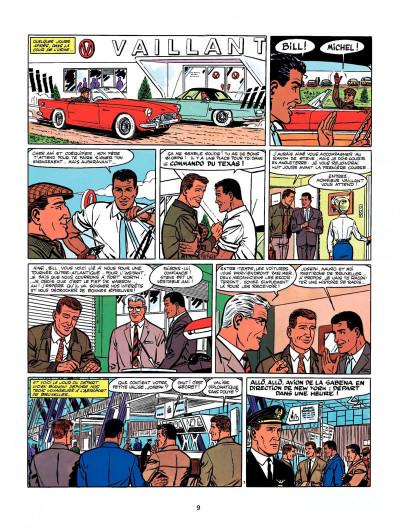 Page 7 Michel Vaillant tome 6 - la trahison de Steve Warson