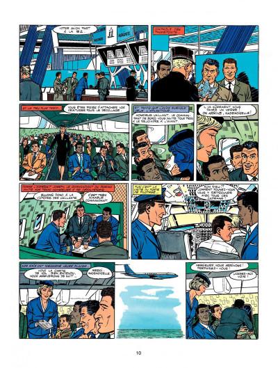 Page 8 Michel Vaillant tome 6 - la trahison de Steve Warson