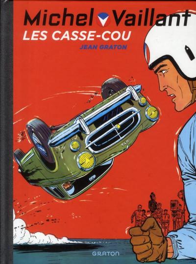 Couverture Michel Vaillant tome 7 - le casse-cou