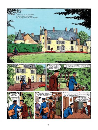 Page 1 Michel Vaillant tome 7 - le casse-cou