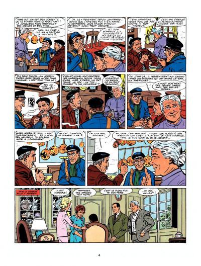 Page 2 Michel Vaillant tome 7 - le casse-cou