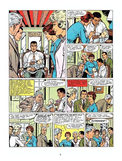 Page 3 Michel Vaillant tome 7 - le casse-cou