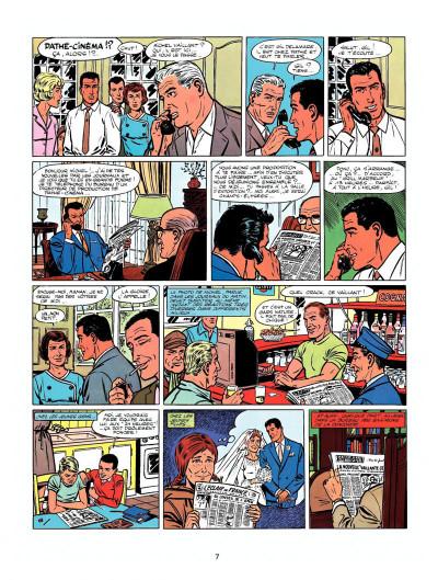 Page 5 Michel Vaillant tome 7 - le casse-cou