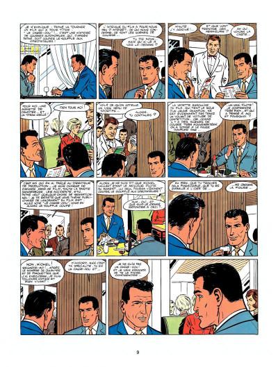 Page 7 Michel Vaillant tome 7 - le casse-cou
