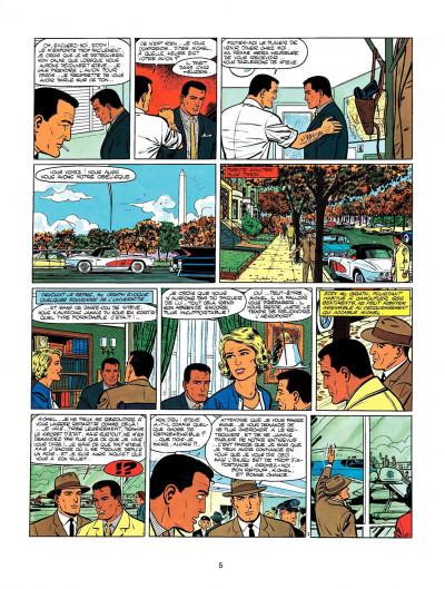 Page 3 Michel Vaillant tome 9 - le retour de Steve Warson