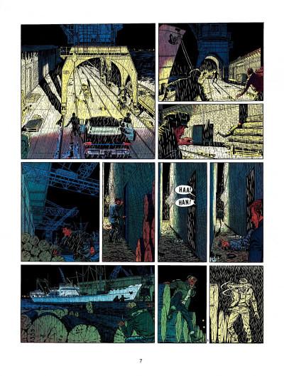 Page 5 Michel Vaillant tome 9 - le retour de Steve Warson
