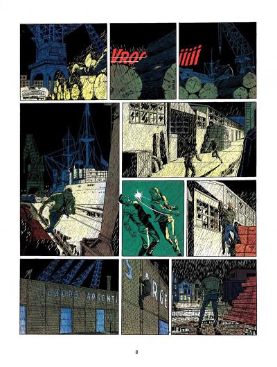 Page 6 Michel Vaillant tome 9 - le retour de Steve Warson