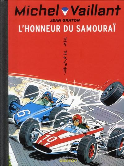 Couverture Michel Vaillant tome 10 - l'honneur du samouraï
