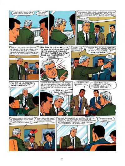 Page 5 Michel Vaillant tome 10 - l'honneur du samouraï
