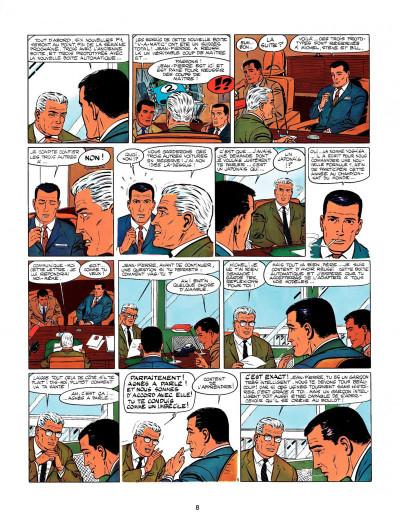 Page 6 Michel Vaillant tome 10 - l'honneur du samouraï