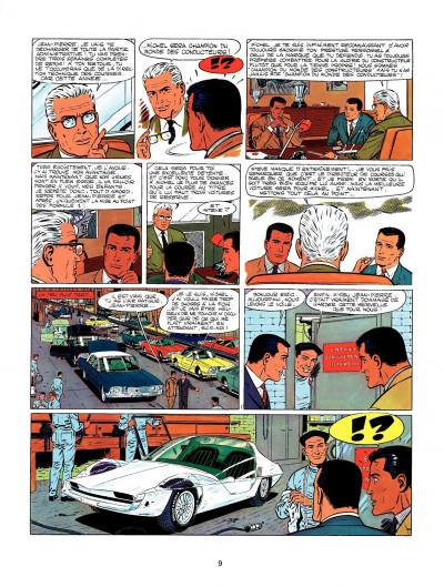 Page 7 Michel Vaillant tome 10 - l'honneur du samouraï