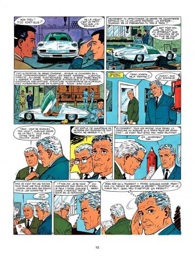 Page 8 Michel Vaillant tome 10 - l'honneur du samouraï