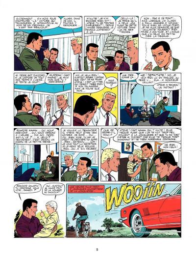 Page 3 Michel Vaillant tome 11 - suspense à Indianapolis