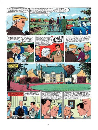 Page 4 Michel Vaillant tome 11 - suspense à Indianapolis
