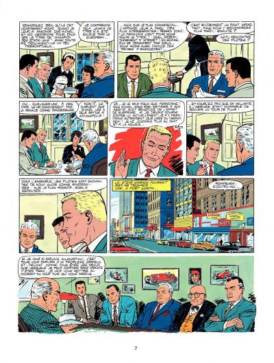 Page 5 Michel Vaillant tome 11 - suspense à Indianapolis