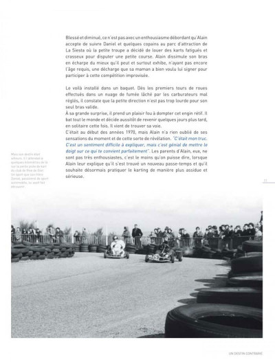Page 4 dossiers Michel Vaillant tome 12 - Alain Prost