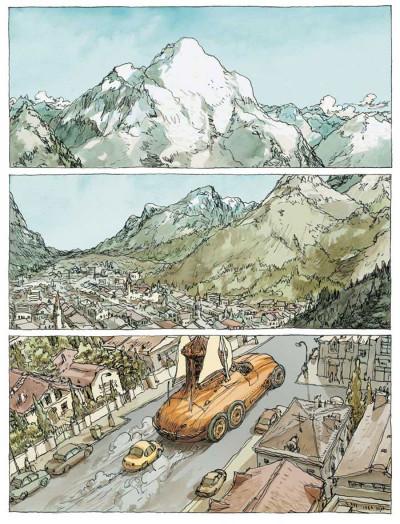 Page 1 Salvatore tome 4 - retour à Brest