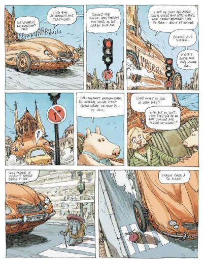 Page 3 Salvatore tome 4 - retour à Brest
