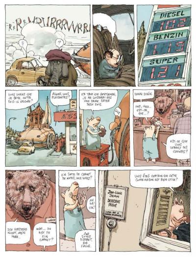 Page 4 Salvatore tome 4 - retour à Brest