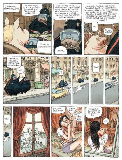 Page 5 Salvatore tome 4 - retour à Brest