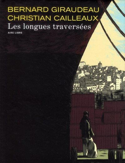 Couverture les longues traversées ; édition spéciale