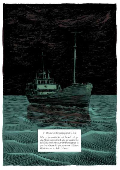 Page 1 les longues traversées ; édition spéciale