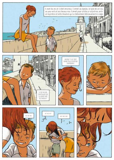 Page 3 les longues traversées ; édition spéciale