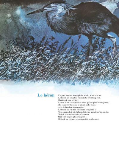 Page 2 les fables de La Fontaine ; édition luxe