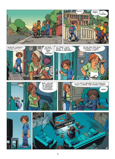 Page 3 seuls - intégrale du cycle 1