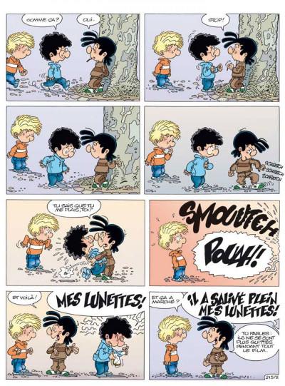 Page 2 Cédric - best of tome 3 - souriez, les copains !