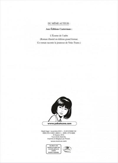 Page 1 Yoko Tsuno tome 26 - le maléfice de l'améthyste