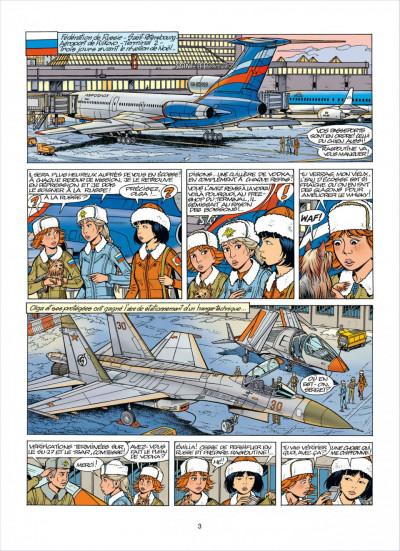 Page 2 Yoko Tsuno tome 26 - le maléfice de l'améthyste