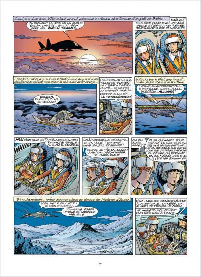 Page 7 Yoko Tsuno tome 26 - le maléfice de l'améthyste