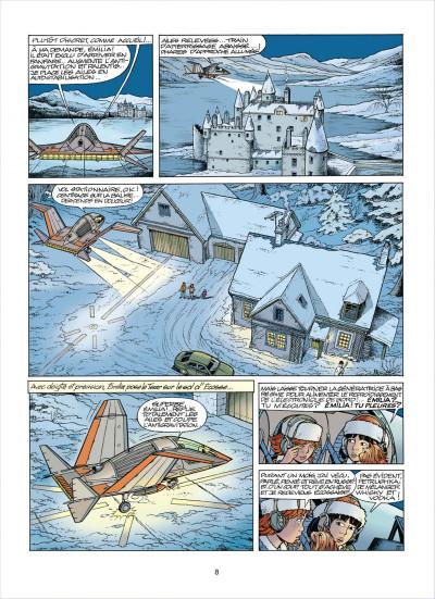 Page 8 Yoko Tsuno tome 26 - le maléfice de l'améthyste