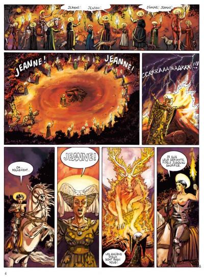 Page 2 Jeanne d'Arc tome 1 - l'épée tome 1