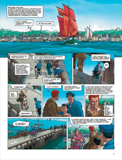 Page 3 Cézembre tome 1