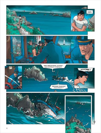 Page 6 Cézembre tome 1