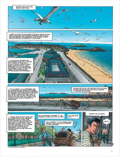 Page 7 Cézembre tome 1