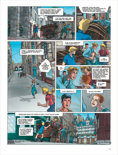 Page 9 Cézembre tome 1