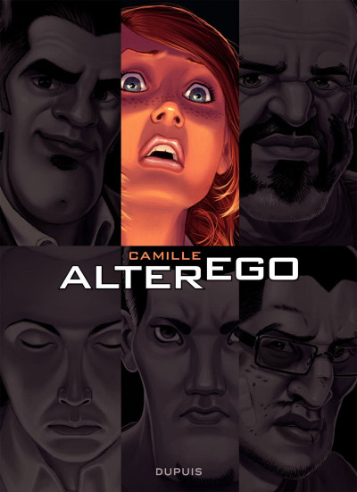 Page 1 alter ego tome 1 - Camille